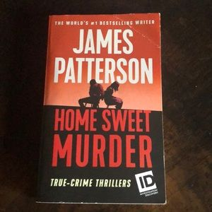 James Patterson - Home Sweet Murder